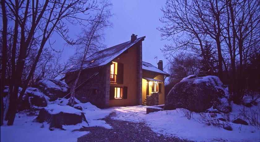 Maison d'hôtes située à la Cerdagne française