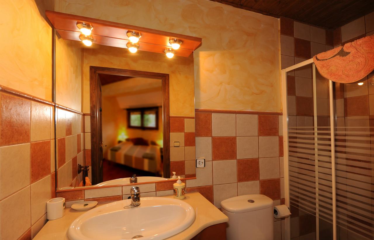 Salle de bain chambre Formigueres